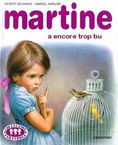 Martine a bien grandi