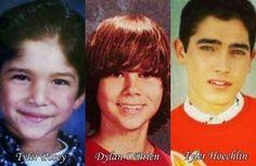 Tyler, Dylan & Tyler