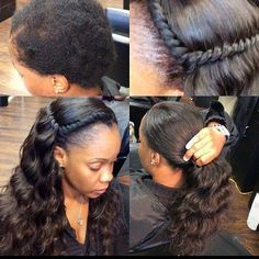 Fabulous Short Styles How To Create A And Burgundy Color On Pinterest Short Hairstyles For Black Women Fulllsitofus