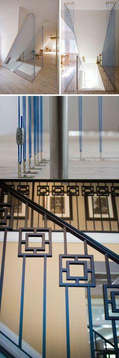 Modern Railing, Railing Ideas, Business Men, Winter Garden, Auckland, Architects, Stairs, Club, Group