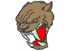 """Roaring Mountain Lion 6"""" 