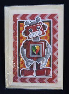 3D LARGE CARD BLANK £1.50