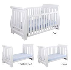 Sleigh Cot - Boori Country Collection