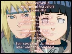 naruhina tumblr | Am… But… Kushina asked Naruto to find girl LIKE HER not like ...