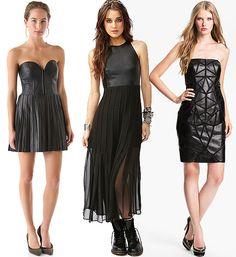 Leather Dresses (4)