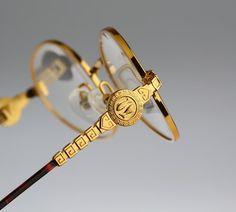 0ab651459a01 Auber Mod 1318   Vintage eyeglasses   NOS   90s by CarettaVintage 90s  Models