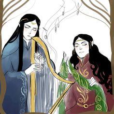Maglor and Caranthir