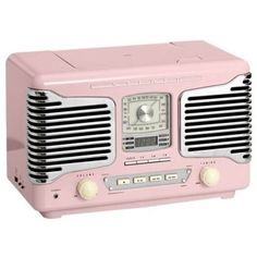 Retro Radios Radios And Retro On Pinterest