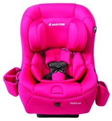 Maxi-Cosi have retained the shocking pink option for the Maxi-Cosi Vello 70 convertible car seat for those that don't want to buy the older Vello 65 seat. Car Seat And Stroller, Baby Car Seats, Quad, Convertible, Baby Car Mirror, Toddler Car, Best Baby Shower Gifts, Happy Baby, Gifts For Girls