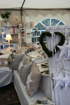 Weihnachtsmarkt Andrella liebt Herzen