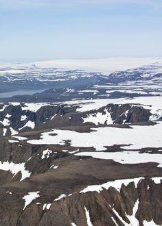 Iceland - Drangajökull - Hornstrandir