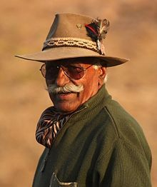 """Fateh Singh Rathore (10 August 1938 – 1 March 2011) is India's best known tiger conservationist(for 50+ years). Fateh Singh joined the Indian Forest Service in 1960 and was part of the first Project Tiger team. He was widely acknowledged as the tiger guru. He pioneered relocation of villages from inside the Ranthambhore National Park in 1973–75. Largely because of Mr. Rathore, """"Ranthambhore became the place which brought the tiger to the consciousness of people the world over."""" Project Tiger, Tiger Team, Forest Service, Consciousness, Bro, Bridge"""