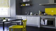 20 idées déco pour une cuisine grise
