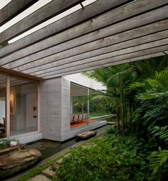 Amazing combination of the natural and the manufactured - CASA YUCATAN