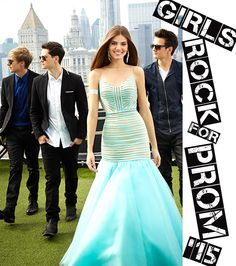 Camille La Vie Prom