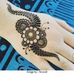 Explore latest Mehndi Designs images in 2019 on Happy Shappy. Mehendi design is also known as the heena design or henna patterns worldwide. We are here with the best mehndi designs images from worldwide. Henna Hand Designs, Mehendi Designs For Kids, Best Arabic Mehndi Designs, Mehndi Designs Finger, Mehndi Designs 2018, Mehndi Designs For Beginners, Wedding Mehndi Designs, Mehndi Designs For Fingers, Mehndi Design Images