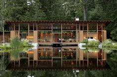 Newberg Residence – Cutler Anderson Architect