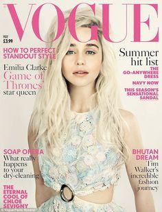 Emilia Clarke (Foto: Divulgação)