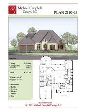 House plans on pinterest 16 pins for French house plans 2000 square feet