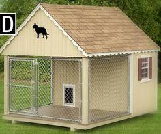 images about Pet Ideas on Pinterest   Dog Houses  Dog House    Custom Dog house shed