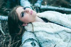 Blue eyes, eye makeup, photography, portrait IDMW : #2 Outdoor