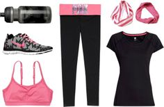 Inspiration {activewear}