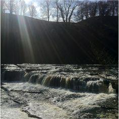 Aysgarth Falls, Aysgarth, England