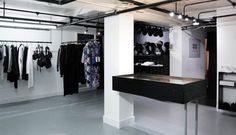 after popping up across the planet and elsewhere in london, primitive sets up shop at the lighthouse studios in dalston. the new store not only stocks edgy british men's and women's brands but also comes with a gallery and studio. Streetwear Shop, Women Brands, Lighthouse Studios, Primitive, Street Wear, Retail, Luxury Fashion, London, Store