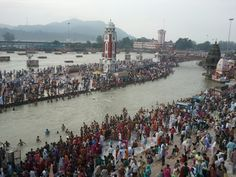 Haridwar   हरिद्वार in Haridwar, Uttarakhand