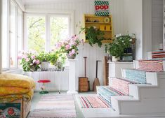 What a beautiful sunny sunday ☀️ Sunshine makes me happy Have a wonderful day y'all! Bohemian Room, Living Spaces, Living Room, Wooden House, Other Rooms, My Dream Home, Beautiful Homes, Sweet Home, Cottage