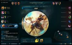 Surrender at 20: 11/3 PBE Update: New Champion Select available for testing