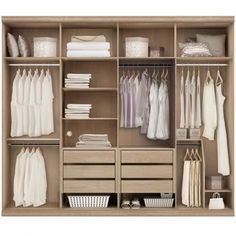 Hasil gambar untuk tirar as portas do guarda roupa Wardrobe Design Bedroom, Wardrobe Cabinets, Bedroom Wardrobe, Wardrobe Closet, Built In Wardrobe, Wardrobe Capsule, Walk In Closet Design, Closet Designs, Wardrobe Organisation
