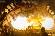 AC/DC - Rock or Bust Tour in Madrid by Picara  Photography on 500px
