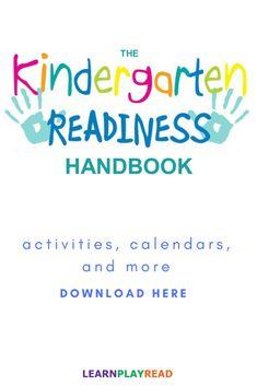 How to Prepare Preschoolers for Kindergarten