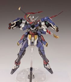 MG 1/100 AGE-M / Mirrage Attack (GBWC 2013 Korea 3rd Place) - Custom Build…
