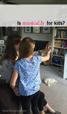 kids and musical.ly what parents need to know teachmama.com | should I let my kids have a musical.ly account | musical.ly and kids
