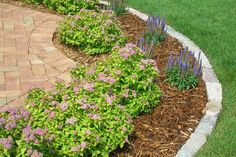 Front Entrance Landscaping Ideas - Front Yard Landscape Designs | Lawn King Garden Center