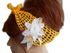 Festival Head band, Yellow Gypsy Head band, Women Knit Head band, Crochet Headband, Yellow Knit Hair Band, Turban Woman, Head band for Women    Yellow mercerized yarn was used. There were white, lace flowers on the applique. Excellent accessory. You can use it in all seasons. Hair adds beauty. Stylish style headband.  COLOR: Yellow    MAINTENANCE INSTRUCTIONS Hand washing. Leave it to dry.   Deliveries will be sent within 1-3 days of receiving payment. You can follow your business with the…