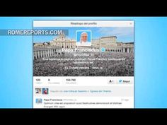 http://www.romereports.com/palio/pope-lays-out-concerns-petitions-one-tweet-at-a-time-with-ever-growing-following-english-10852.html#.UhsvEBt7JNo Pope lays out concerns, petitions one tweet at a time, with ever growing following