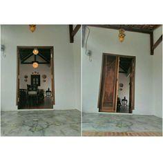 For sale rumah etnik sawangan