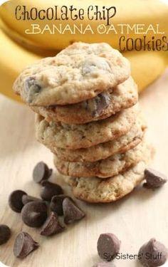 Oatmeal Craisin Cookies – Six Sisters' Stuff