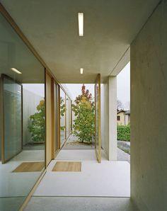 Eingangsbereich (von Rossetti+Wyss Architekten)