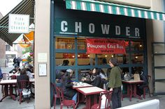 Seattle Pike Place - best Clam Chowder EVER