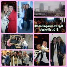 """Via @Nicki Carnes - """"So many memories and friendships made at #leadingandlovingit ReTreat. Thank you so much #leadinglovingit for investing in the lives of so many women."""""""