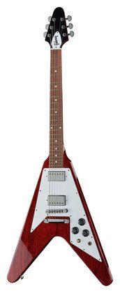 Gibson 67 Flying V Reissue PB Maestro #Thomann | Vintage ...