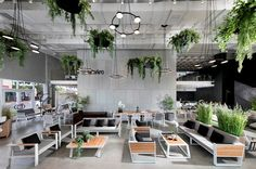 Showroom Of Fragile Garden Furniture - Picture gallery Furniture Showroom, Custom Furniture, Luxury Furniture, Furniture Design, Innovative Architecture, Interior Design Awards, Outdoor Garden Furniture, Luxury Apartments, Modern Room
