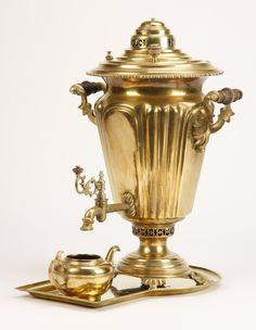 Tea pot (samovar)