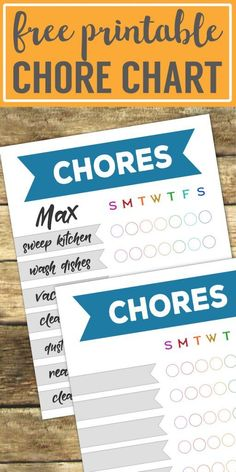 Cleaning chart for adults weekly chores 42 Ideas Teen Chore Chart, Weekly Chore Charts, Free Printable Chore Charts, Weekly Chores, Free Printables, Adult Chore Chart, Chore Calendar, School Organization For Teens, School's Out For Summer