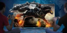Samsung busca un pedazo en el mundo de los videojuegos