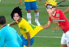 Naruto resumido em uma imagem